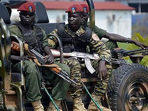 Sudan'da Ayrılıkçılara Yönelik Operasyon: 54 Ölü