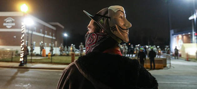 Ferguson'da Protestolar Sürüyor