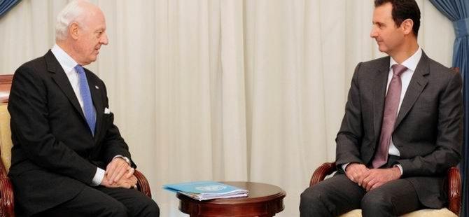BM, Suriye Görüşmelerine Muhalefetsiz Devam Edecek!