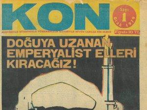 """MHP'nin """"Bölücülük Yaptığı"""" İçin Kapatılan """"Kürtçe Dergisi"""""""
