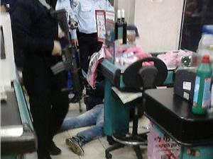 Kudüs Yakınlarında İki Siyonist Yaralandı