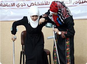 Son Gazze Savaşında 75 Öğrenci Sakat Kaldı