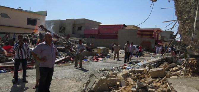 Kerkük'te Bombalı Saldırı: 18 Ölü