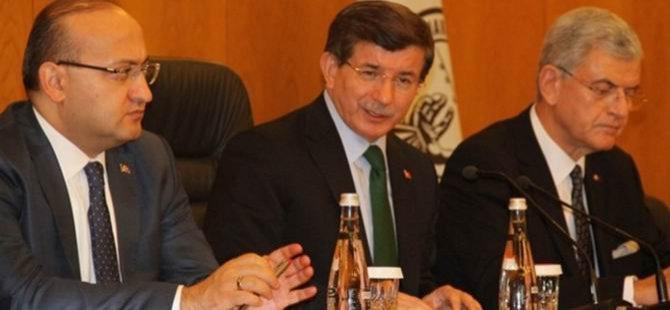 Başbakan Davutoğlu'nun Yeni Danışmanları