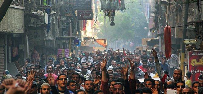Cuntanın Mübarek Hakkındaki Beraat Kararına Protesto