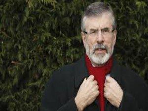 Gerry Adams'ın Gazze Ziyaretini İşgalciler Engelledi