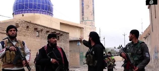 IŞİD, İranlı Komutanı Öldürdü (HARİTA)