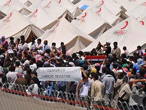 Suriyelilere Kimlik ve İstihdamda Sona Gelindi