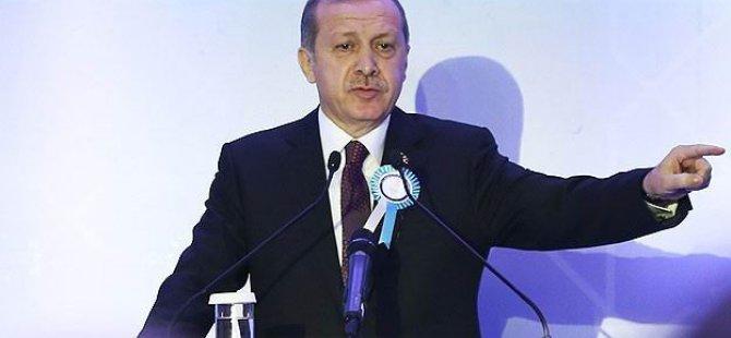 """Erdoğan: """"Bize Düşen Emanetin Hakkını Vermek"""""""
