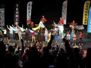 Sivas'ta Kardeşlik ve Dayanışma Gecesi'nin İkincisi Gerçekleşti