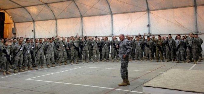 ABD Irak Ordusunu Eğitmeye Başladı