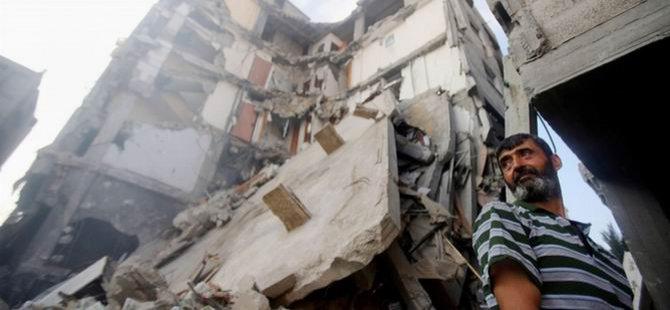 Af örgütü: İsrail Savaş Suçu İşledi