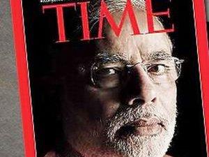 Time'ın Birincisi İslam Düşmanı Modi