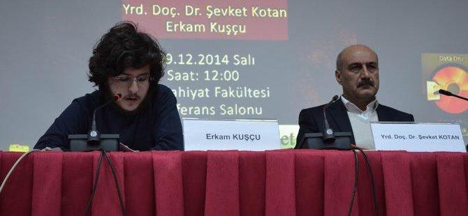 """İstanbul İlahiyat'ta """"Mevdudi ve Fikirleri"""" Konuşuldu"""