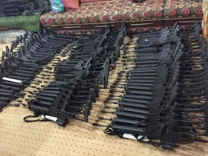 Kobani'ye Yeni Silah Yardımı! (Video)