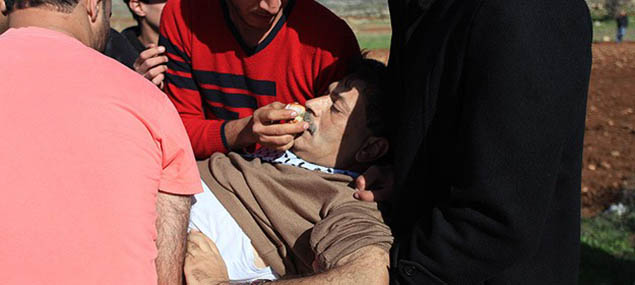 Filistin'de 3 Gün Yas İlan Edildi (FOTO)