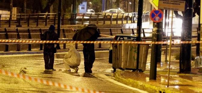 İsrail Büyükelçiliği'ne Silahlı Saldırı