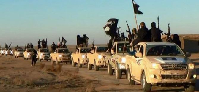 IŞİD Anbar'da İlerliyor