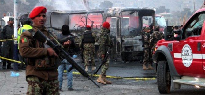 Kabil'de Canlı Bomba Saldırısı: 7 Ölü