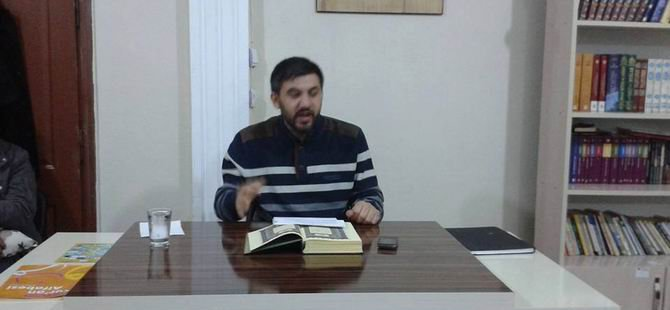 """Has-Der'de """"Kur'an'da İnfak"""" Semineri"""