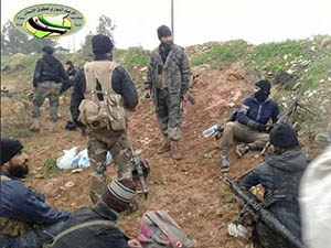 Halep'te 13 Rejim Askeri Öldürüldü