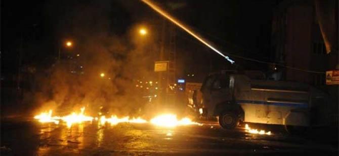 Cizre'de Silahlı Gösteri Yapan YDG-H'ye Müdahale