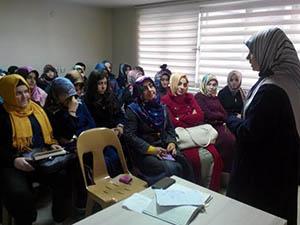 """Özgür-Der Ereğli'de """"İslami Kimliğin İnşası"""" Semineri"""