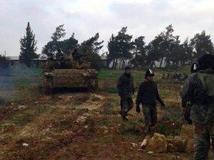 İdlib'in Kritik Bölgesi Direnişçilerin Eline Geçti