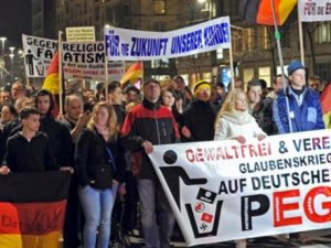 PEGİDA'dan Irkçı-Faşizan Açıklama