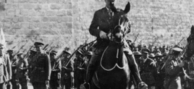 İngilizlerin Kudüs İşgaline Bugünden Bakış