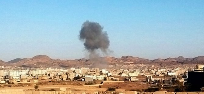 Yemen'de Bombalı Saldırılar