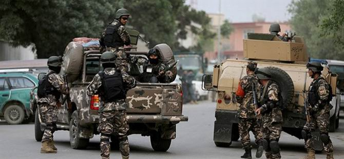 "Afganistan'da ""Rehine"" Krizi"