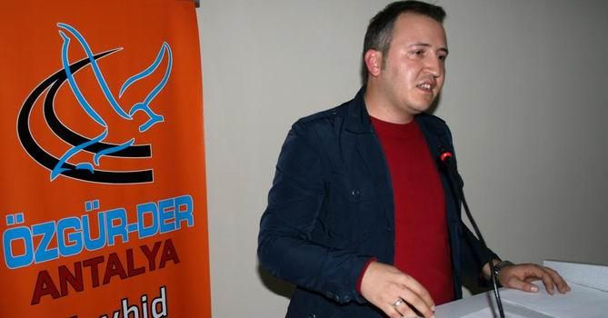 """Antalya'da """"Hz. Yusuf Kıssası"""" Semineri"""