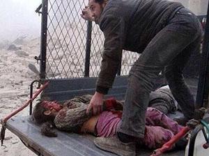 Suriye'de 8'i Kadın, 7'si Çocuk 41 Kişi Katledildi
