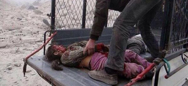 Suriye'de 17'si İşkencede 49 Kişi Katledildi!