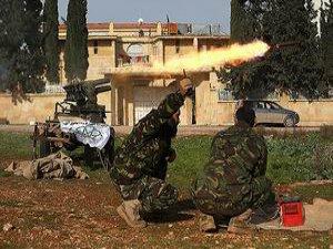 """İslami Cephe """"Uçaksavar ve Keskin Nişancı"""" Silahını Üretti"""