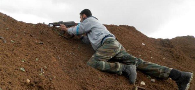 Direnişçiler Hama'da 30 Esed Askerini Öldürdü