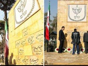 İran'dan Tuhaf Açılım: Yahudi Şehitleri Anıtı!