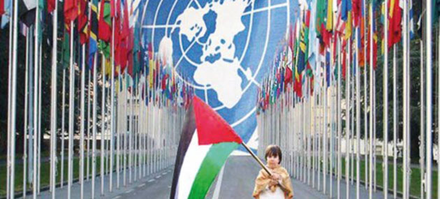 Filistin Tasarısı BM'de