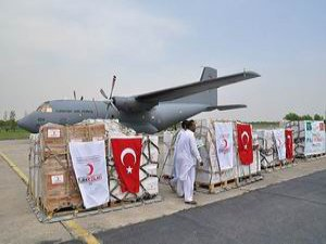 Irak'a İnsani Yardımlar 72 Milyon 449 Bin Liraya Ulaştı