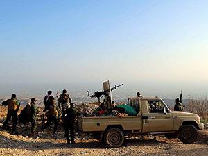 Kobani'deki Peşmerge Birliği İlk Kaybını Verdi