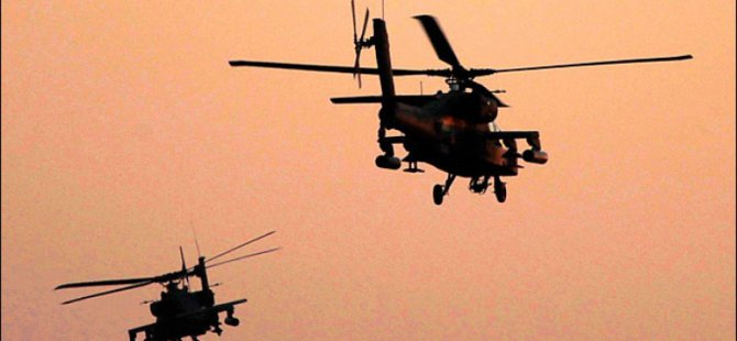 ABD 10 Helikopteri Teslim Etti