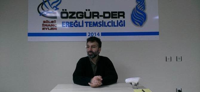 """""""Yeni Türkiye, Toplumsal Değişim ve Sorumluluklarımız"""""""