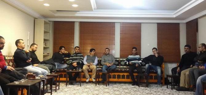 """Diyarbakır'da """"Ulusçuluk ve Milliyetçilik"""" Semineri"""