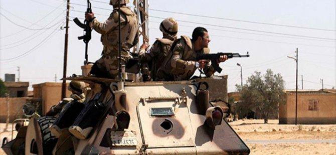 Mısır Ordusunun Sina'da Kanlı Operasyonu