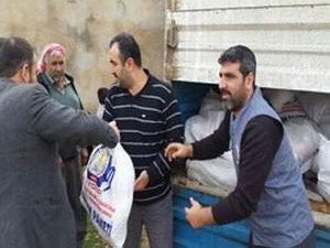 """""""Kobani'den Gelen Muhacir Kardeşlerimize Ensar Olma Günü"""""""