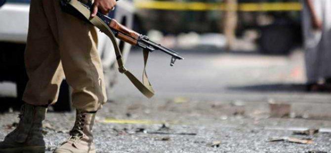 Yemen'in Taiz Kentinde Silahlı Saldırı