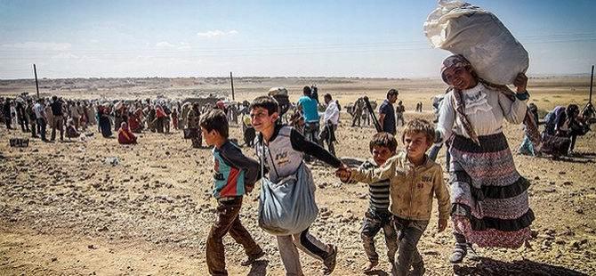 En Büyük Kamp Kobanililer İçin Kuruluyor