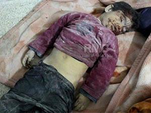 Esed, Dün 13'ü Çocuk 54 Kişiyi Öldürdü