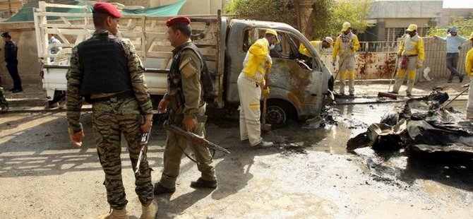 Bağdat'ta Bombalı Saldırı: 40 Ölü
